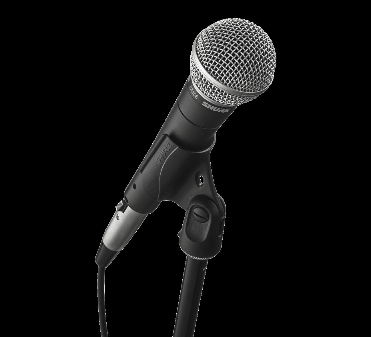 Mikrofons ar vadu koncertam pasakumam